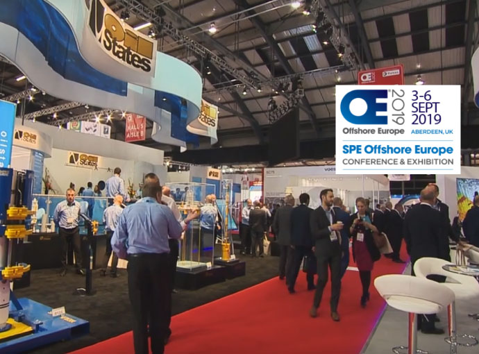 Hyperion at SPE Offshore 2019