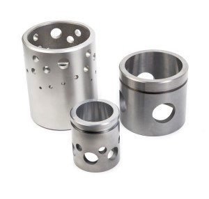 Cemented carbide cages