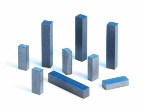 Hyperion cemented carbide stabilizer inserts for oil & gas