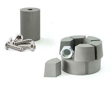 Hyperion Cemented carbide fastener die blank wear part