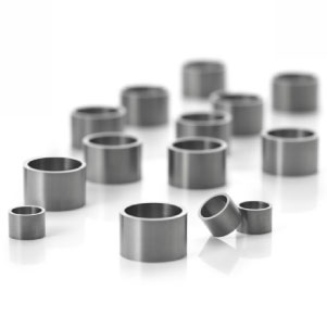 Hyperion cemented carbide bushings